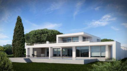 Superbe Villa Ultra Moderne 5 Chambres à Porto De Mós